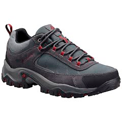 Columbia Men's Granite Ridge Waterproof Hiking Shoe Image