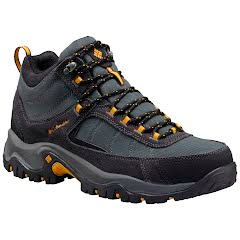 Columbia Men`s Granite Ridge Mid Waterproof Hiking Shoe Image