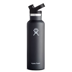 Hydro Flask 21 oz Standard Mouth Water Bottle with Sport Cap Image