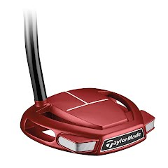 Taylor Made Spider Mini Red Putter Image