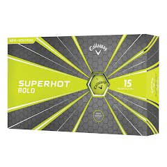 Callaway SuperHot Golf Balls (18 Pack) Image