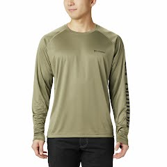 Columbia M Fork Stream L/S Shirt Image
