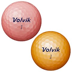 Volvik Solice 6 Pack Golf Ball Image