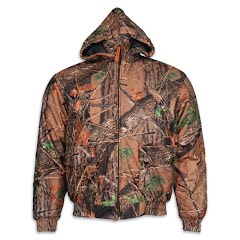 Trail Crest Youth Evolution Insulated Tanker Jacket Image
