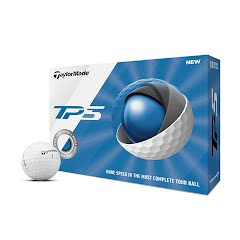 Taylor Made TP5 Golf Balls 12 Pack Image