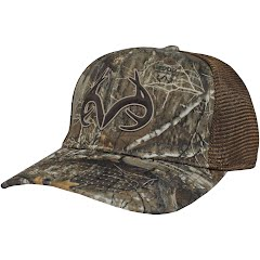 Outdoor Cap Men's Meshback Realtree Edge Camo Cap Image
