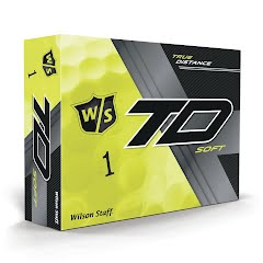 Wilson Staff True Distance Golf Balls, Soft, 12 Pack Image