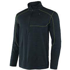 Terramar 4.0 Men's Thermawool Half Zip (Extended Sizes) Image