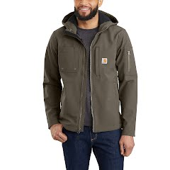 Carhartt M Hooded Rough Cut Jacket Image
