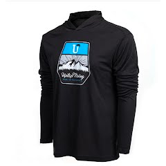 Uptop Men's Fishing 2.0 Hooded Tee Image