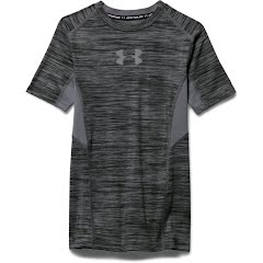 Under Armour Youth Boy`s CoolSwitch Fitted Short Sleeve Shirt Image