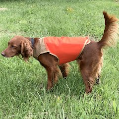 Cuga Adjustable Dog Hunting Vest Narrow for Setter-Pudelpointer Breeds Image