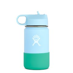 Hydro Flask 12 oz Kid's Wide Mouth Water Bottle Image
