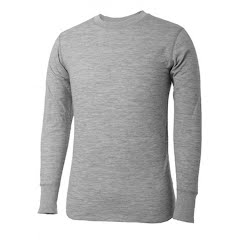 Terramar 2.0 Men's Merino Wool Crew (Tall) Image