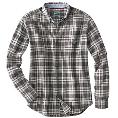 Woolrich Mens Trout Run Flannel Shirt Image