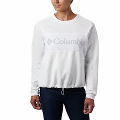 Columbia W Windgates Fleece Crew Image
