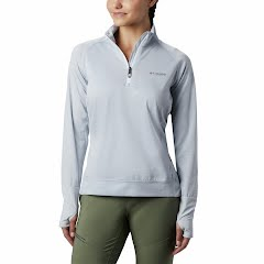Columbia W Irico Half Zip Trail Shirt Image