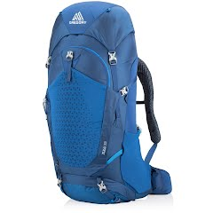 Gregory Zulu 55 Internal Frame Pack Image