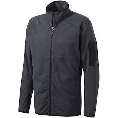 Adidas Outdoor Mens HT Melange Fleece Jacket Image