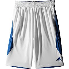 Adidas Mens Fastbreak Heather Shorts Image
