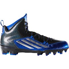 Adidas Men's Crazyquick 2.0 Mid Football Cleats Image