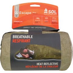 Adventure Medical SOL Escape Bivy OD Green Image