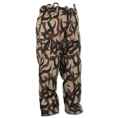 Asat Camouflage Men's Lightweight Pant Image