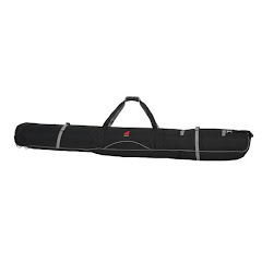 Athalon Wheeling Padded Double Ski Bag Image