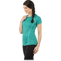 Avalanche Women's Jolla Short-Sleeve Tee Shirt Image