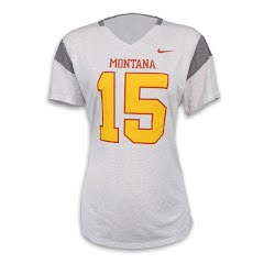 Bcs Apparel Nike Women's Dickenson Throwback V-Neck Tee Image