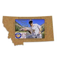 Benna Designs Montana 4x6 Magnetic Picture Frame Image