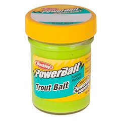 Berkley Biodegradable PowerBait Trout Bait Image