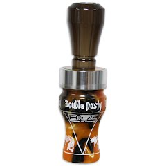 Buck Gardner Double Cross Short Barrel Acrylic Duck Call Image