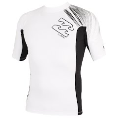 Billabong Boys Youth PXF S/S Rashguard Image