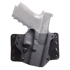 Blackpoint Leather Wing OWB Right Handed Holster (Glock 20, 21) Image