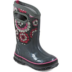 Bogs Youth Classic Pansies Boots Image