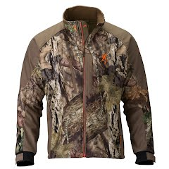 Browning Men`s Hell`s Canyon Soft Shell Jacket Image
