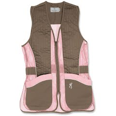 Browning Women's Sporter II Shooting Vest for Her Image