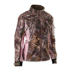 Browning Women`s Hell`s Belles Soft Shell Jacket Image