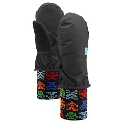 Burton Youth Minishred Mittens Image