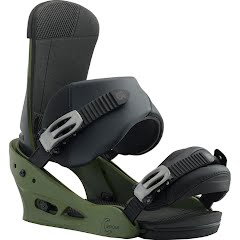 Burton Men's Custom Re:Flex Snowboard Binding Image