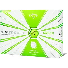 Callaway Supersoft Golf Balls (12 Pack) Image