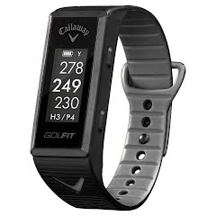 Callaway Golfit GPS Sport Band Golf Watch Image