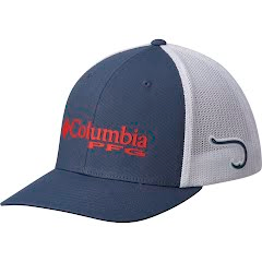 Columbia Men`s PFG Mesh Ball Cap Image