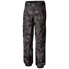 Columbia Men's Ridge to Run II Pant (Extended Sizes) Image