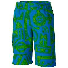 Columbia Boys Youth Solar Stream II Boardshort Image