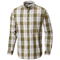 Columbia Men's Out and Back II L/S Shirt (Extended Sizes) Image