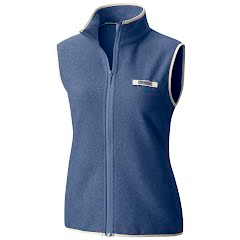 Columbia Women's PFG Harborside Fleece Vest Image