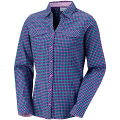 Columbia Women's Simply Put II Flannel Shirt (1x-3x) Image