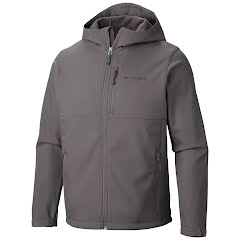 Columbia Men's Ascender Hooded Softshell Jacket (Extended Size) Image